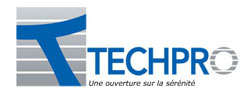 TECHPRO porte de garage